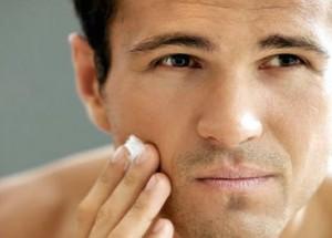 Richtige Pflege für Männerhaut